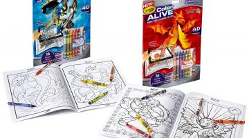 Crayola Coloring Books