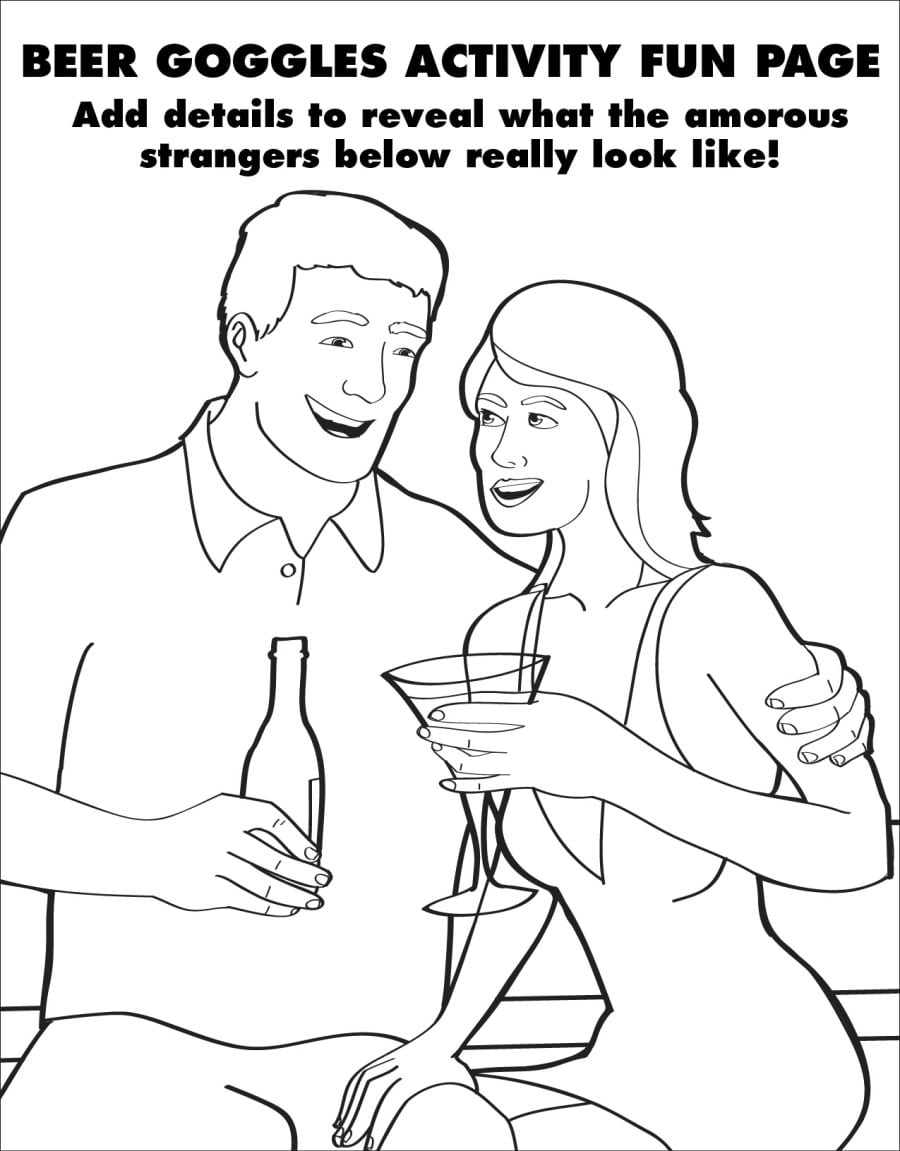 A Coloring Book For Grown Ups Captures The Beautiful Horrors Of