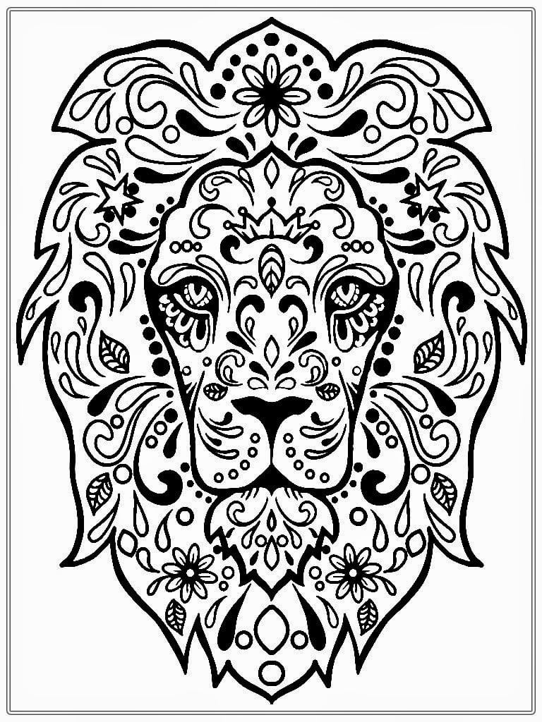 Adult Coloring Pages Free Menmadeho Coloring Pages For Kids 6935