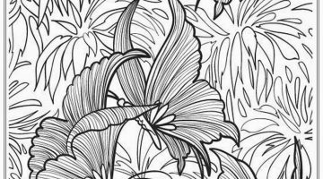Free Adult Coloring