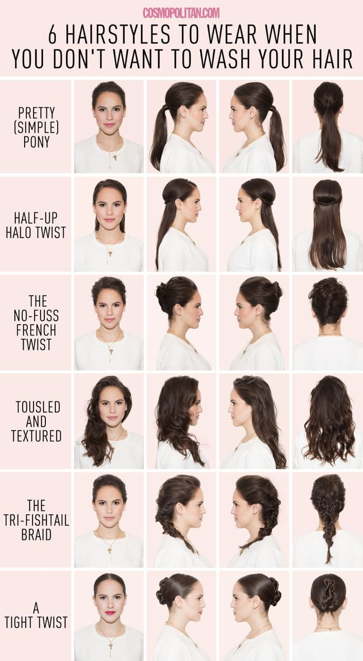 Hairstyle   Long Wait Beforeing Hair After Coloring How Tohow 31