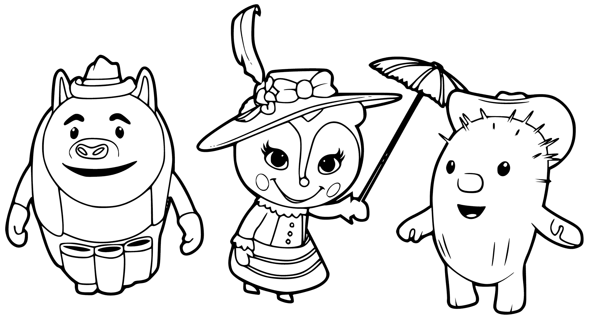 Amazing Sheriff Callie Coloring Pages At Sheriff Callie Coloring