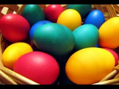Astonishing How To Color Easter Eggs Printable To Funny How To