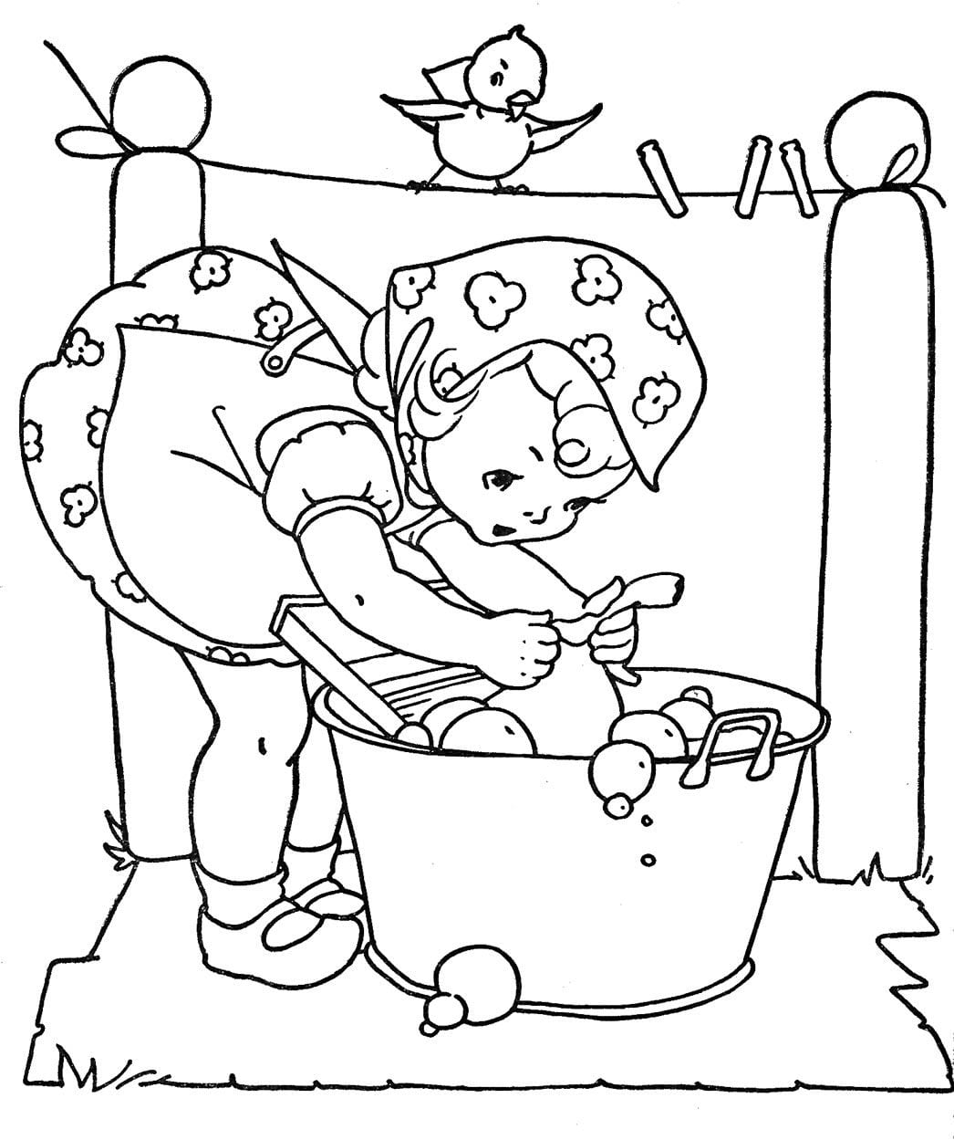 Sweet Printables For Coloring Or Embroidering  Q Is For Quilter