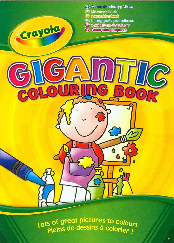 Baygxp Perfect Crayola Coloring Books