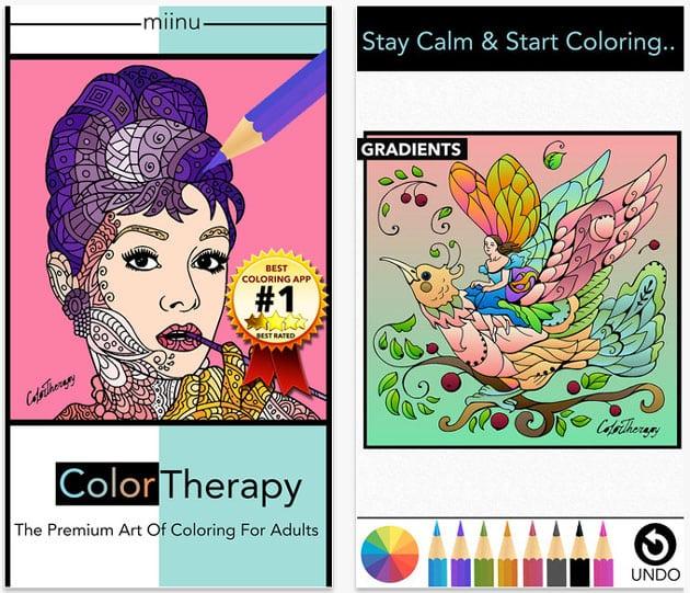 Popular Coloring Book App