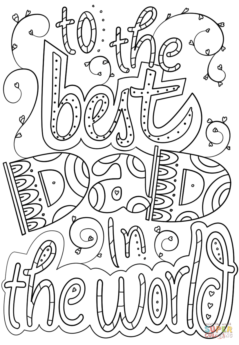 Best Coloring Pages Free Mom Ever Page Cloud Embroidery And