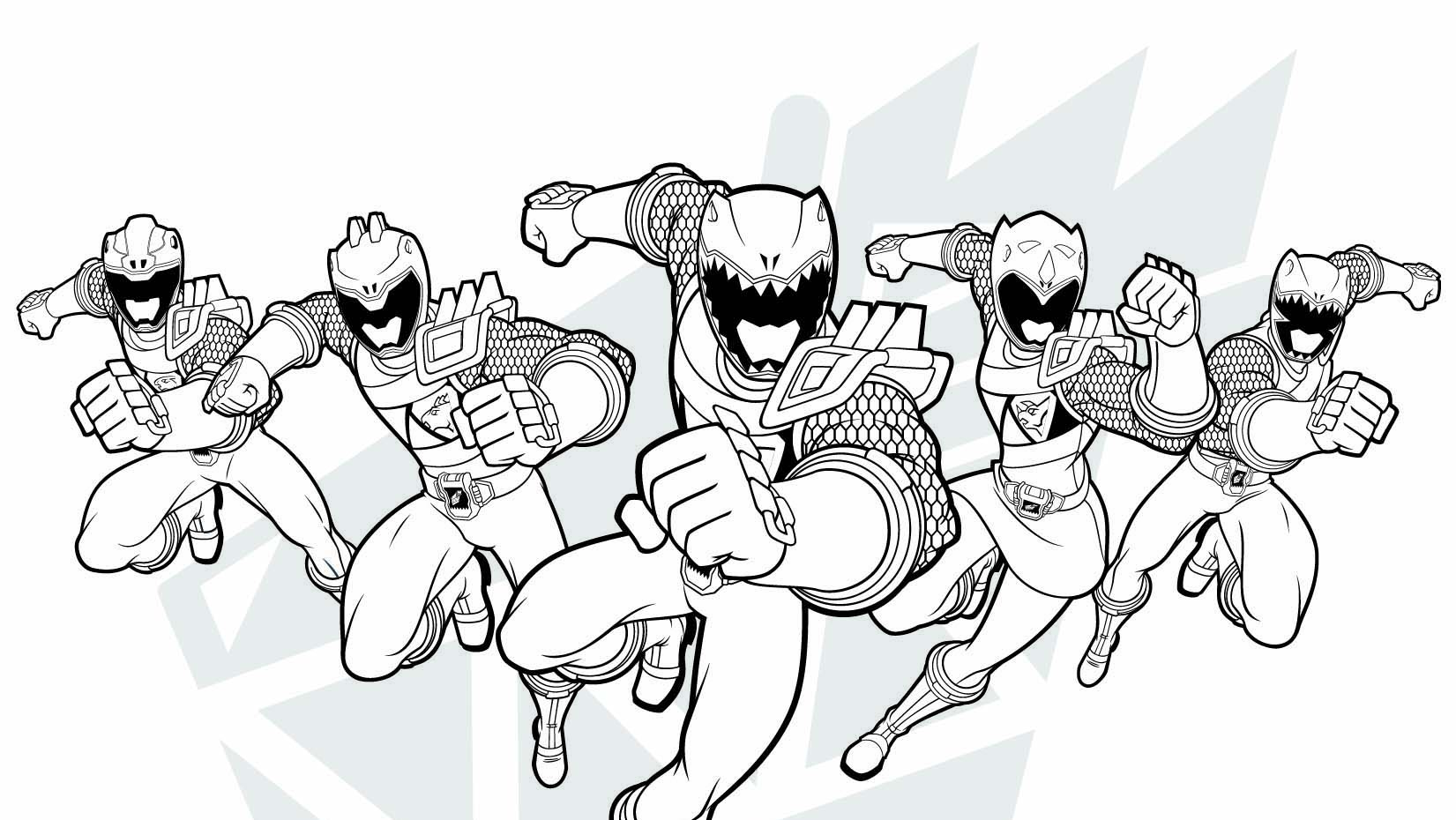 Best Good Power Rangers Coloring Pages Rangers Coloring Page Power