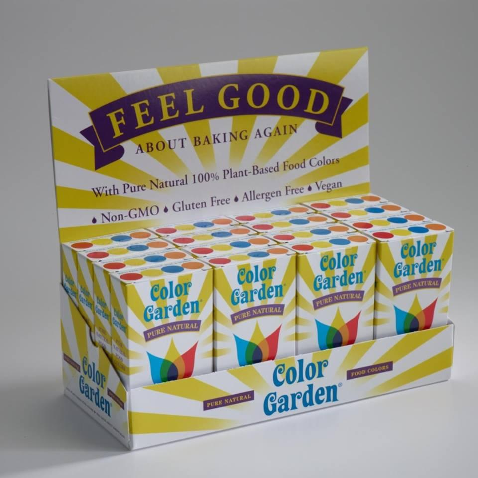 New Food Find  All Natural Food Colors And Dyes