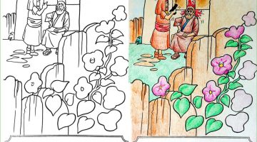 Corrupted Coloring Books