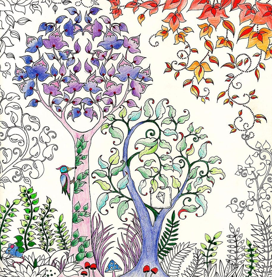 Coloring For Adults! – Brigham Memorial Library