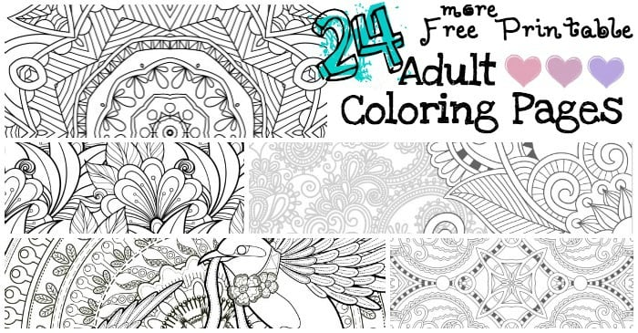 Winsome Design Free Adult Coloring Pages To Print Best 25 Ideas On