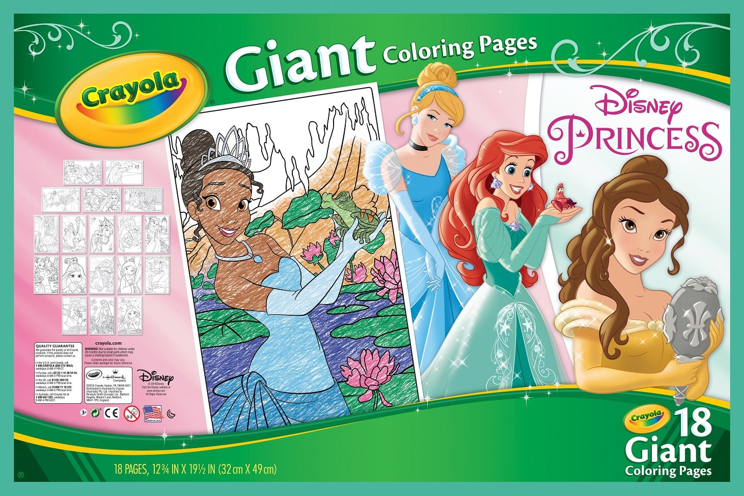 Crayola Giant Coloring Pages Best For