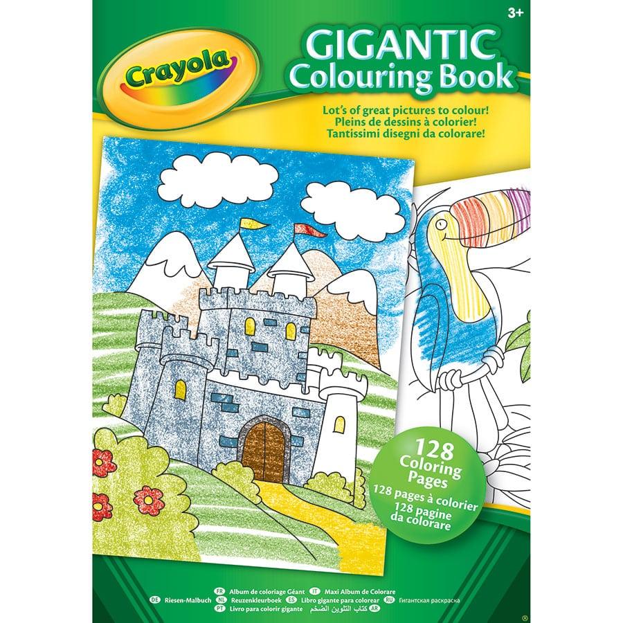 Crayola Coloring Book 30000