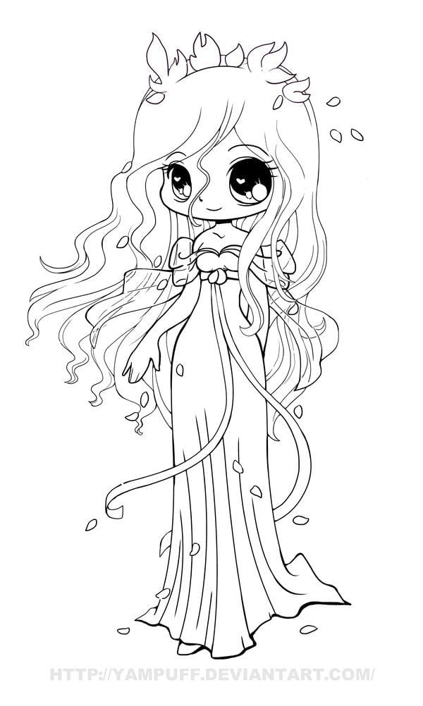 Cute Anime Coloring Pages Anime Coloring Books Packed With