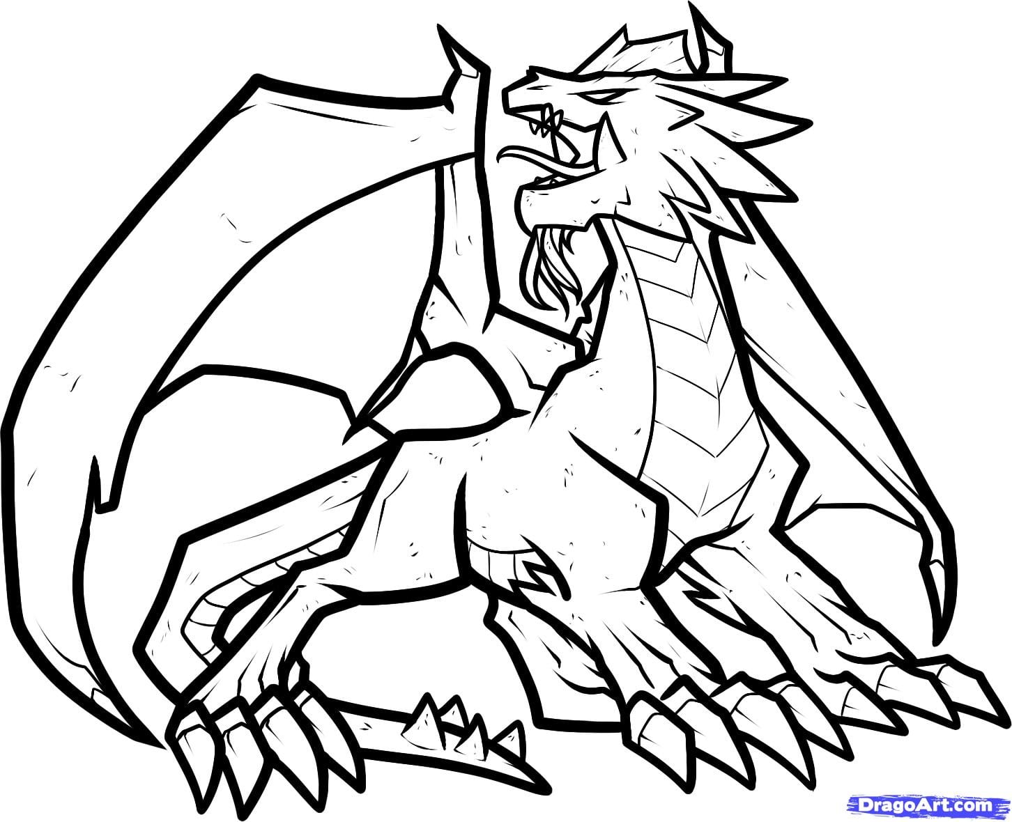 Dragon City Official Coloring Pages Printable Wonderful Qqa Me In