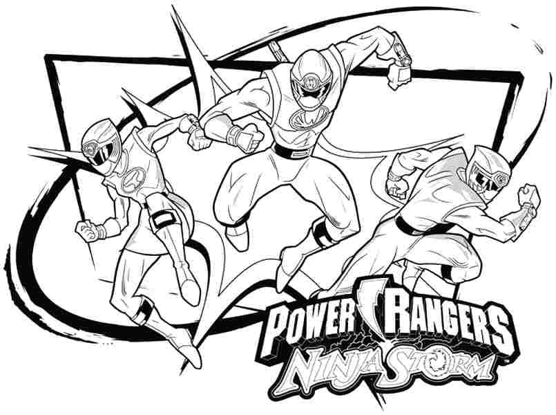 Marvelous Ideas Power Rangers Coloring Pages Power Ranger Coloring
