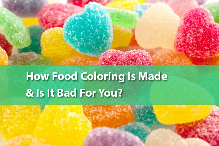 Beautiful Food Coloring Bad For You Gallery