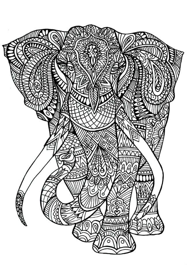 Coloring Pages To Print 101 Free Adult Color