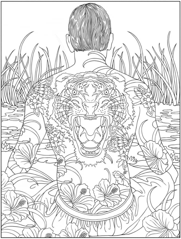 Free Complex Coloring Pages Free Complex Coloring Pages Get This