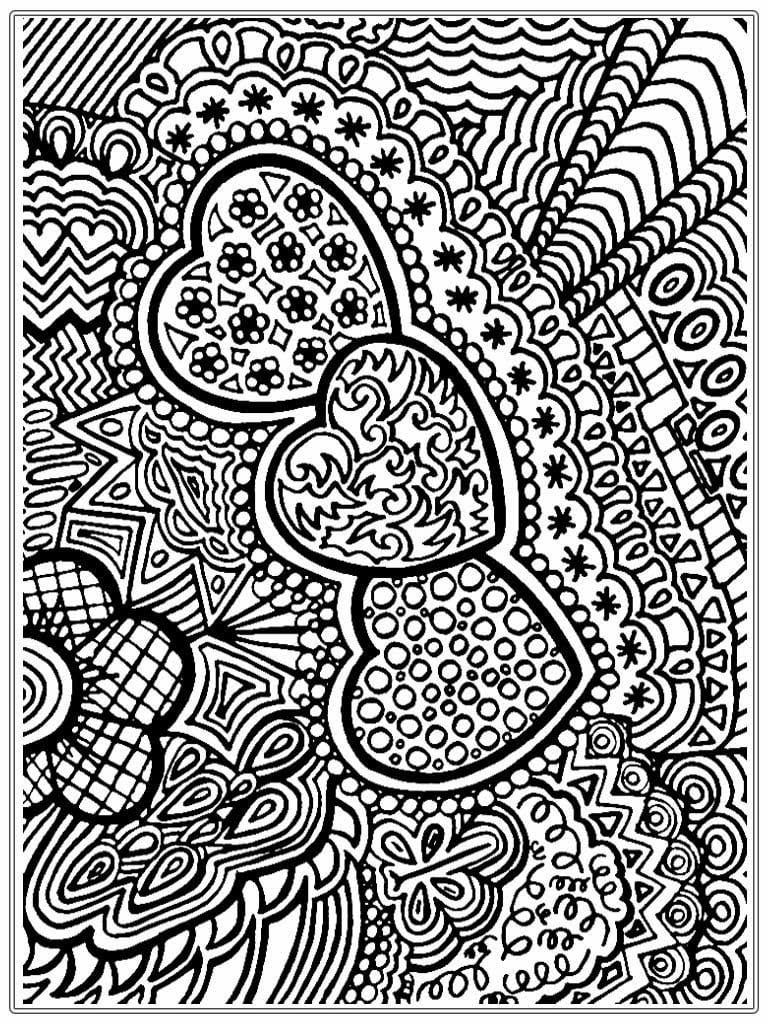 Free Printable Coloring Pages For Adults 11309