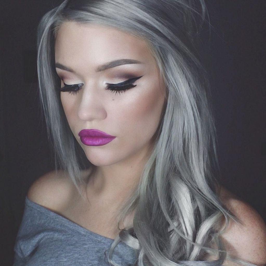 Grey Hair Coloring Tips