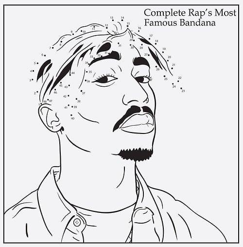 Cool Rap Coloring Book