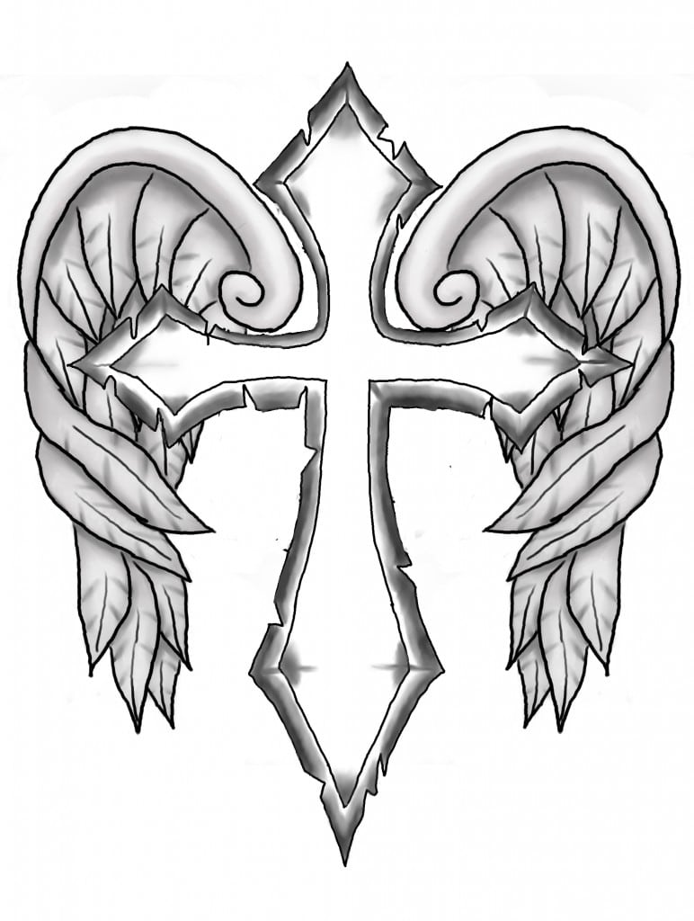 Introducing Pictures Of Crosses To Color 9 At Coloring Pages With