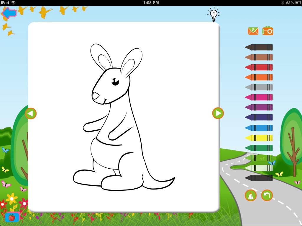 Kids Coloring App Printable To Beatiful Draw Kid Apps Crayola