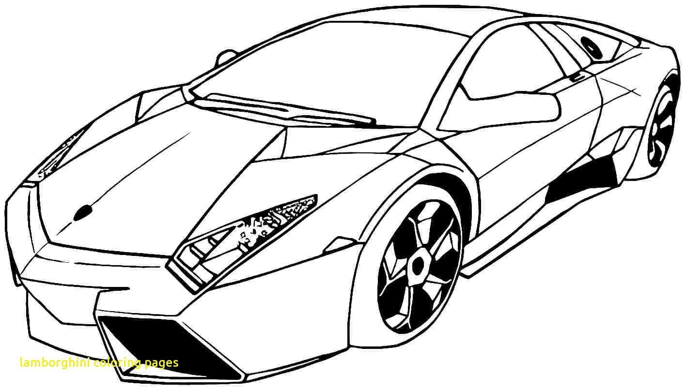 Lamborghini Coloring Pages With Lamborghini Coloring Pages Ly