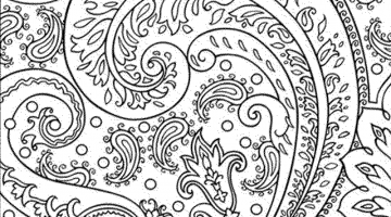 Adult Coloring Free