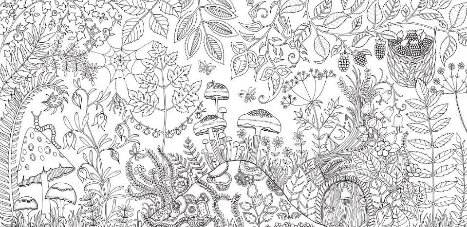 Beautiful Coloring Books For Adults Online