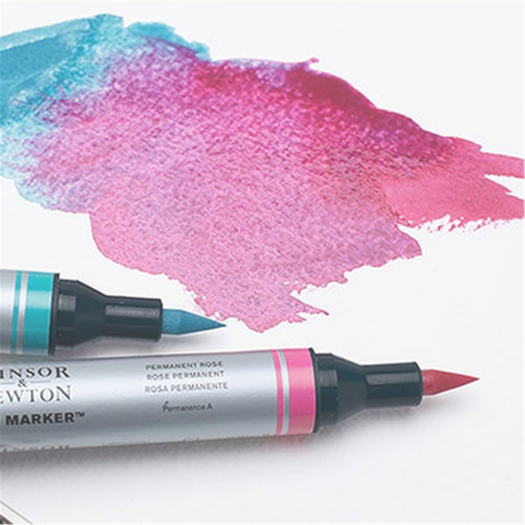 Modern Water Colour Markers
