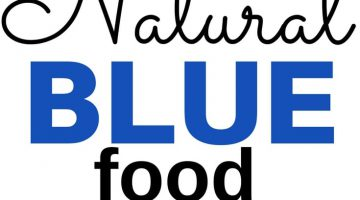 Blue Food Coloring