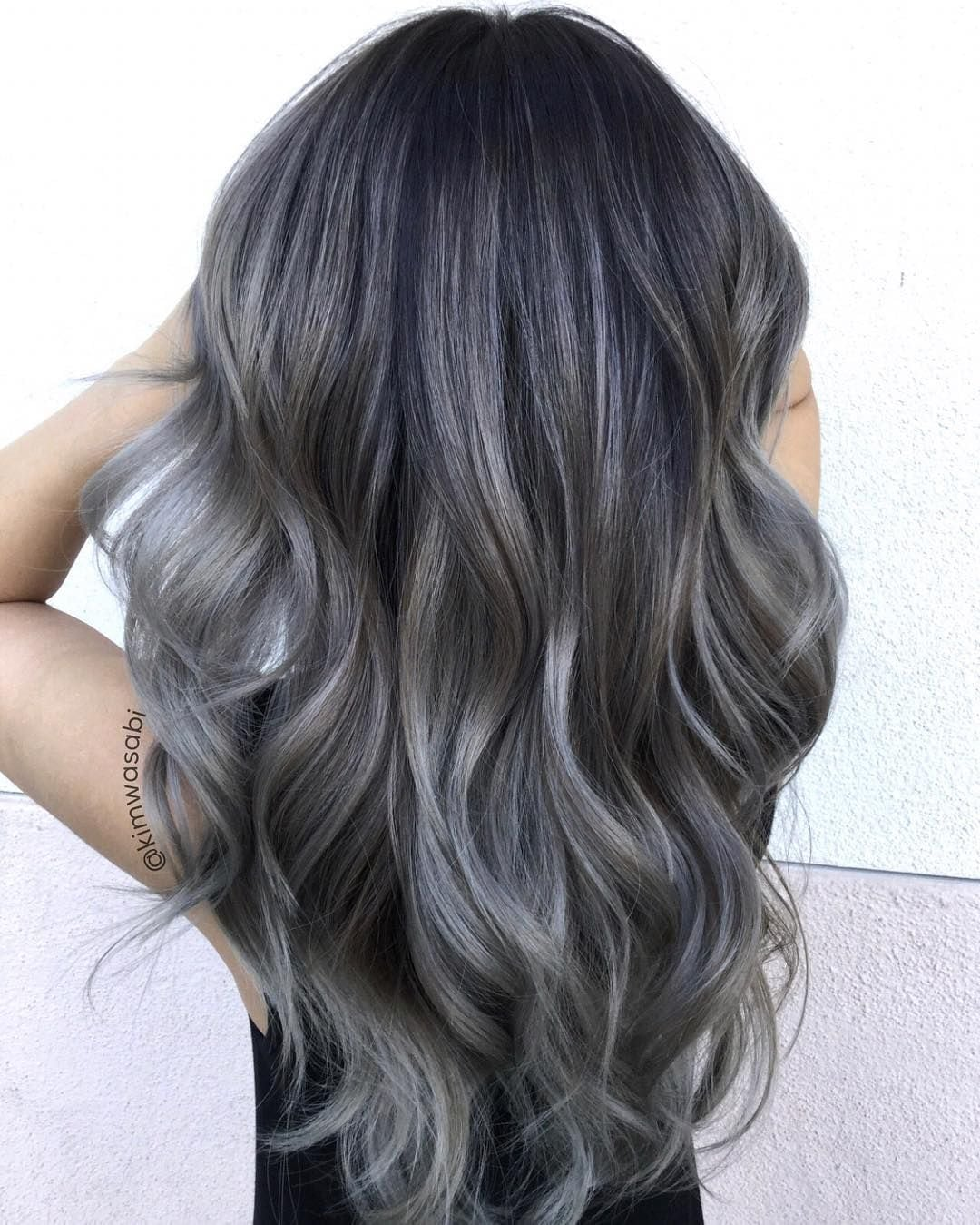Pink Hair Stylist As Well How To Get Gray Hair Color