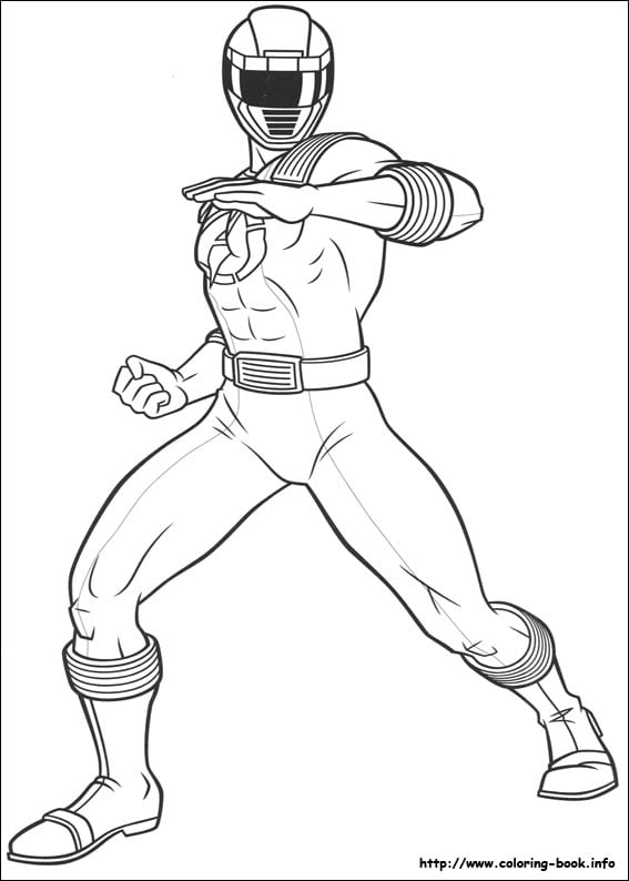 Power Rangers Coloring Pages Power Rangers Pages 105 Pictures To