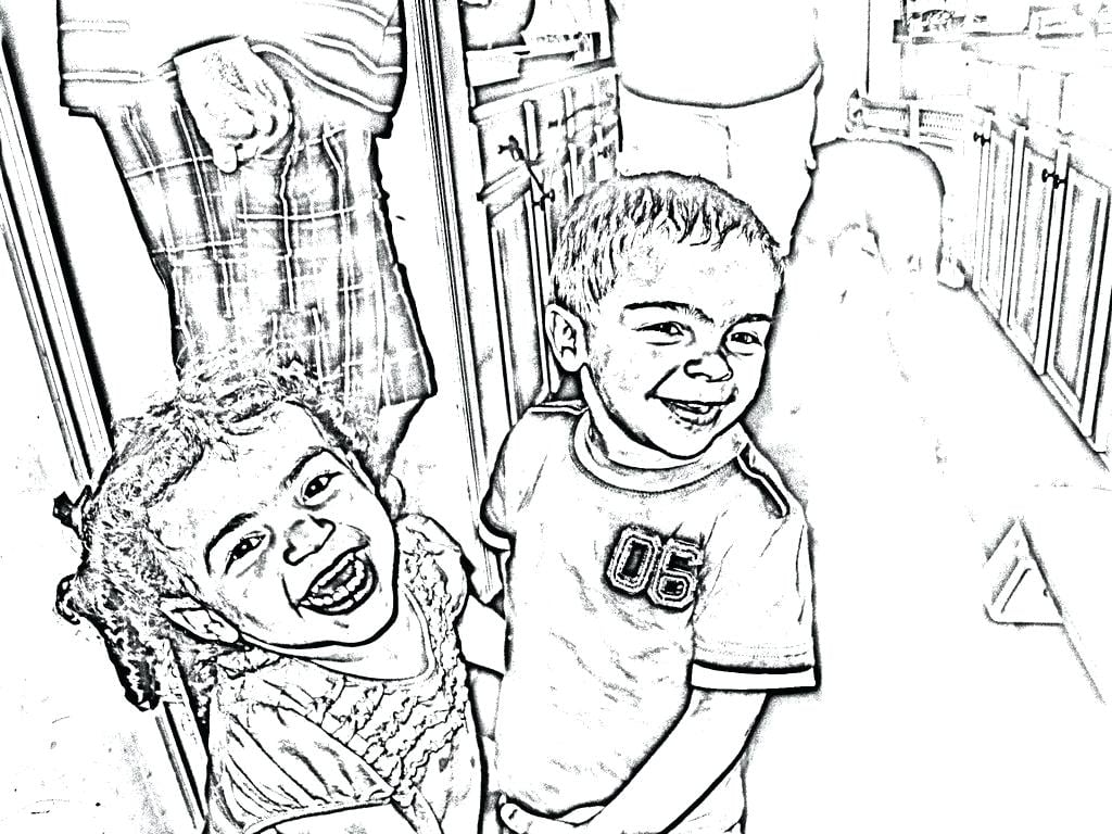 Turn Pictures Into Coloring Pages App
