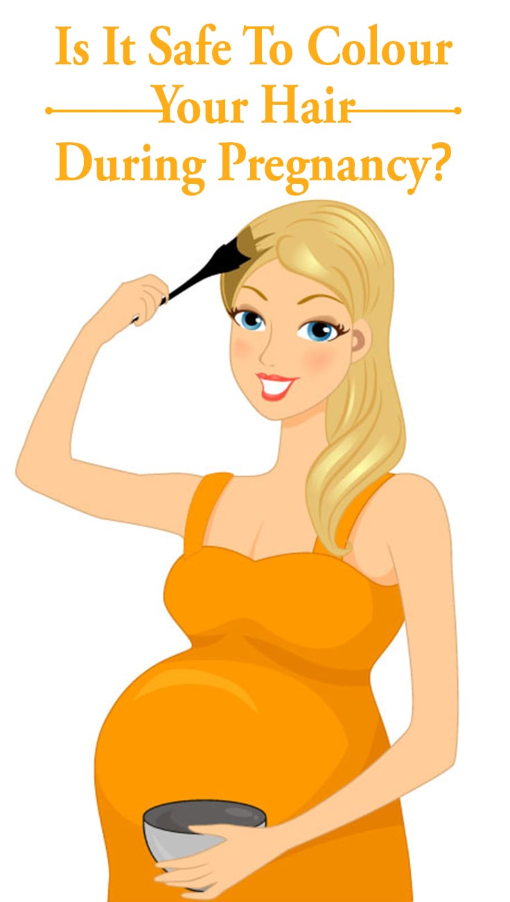 Hair Coloring During Pregnancy
