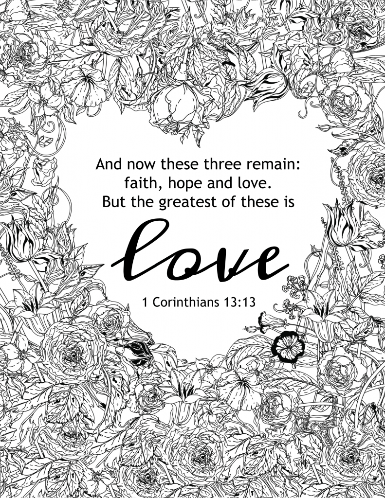 Scripture Coloring Pages With Wallpaper Dual Screen