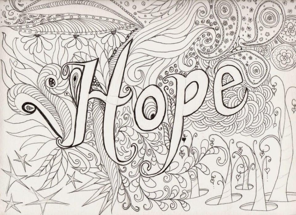 Stylish Idea Free Complex Coloring Pages Printable 20