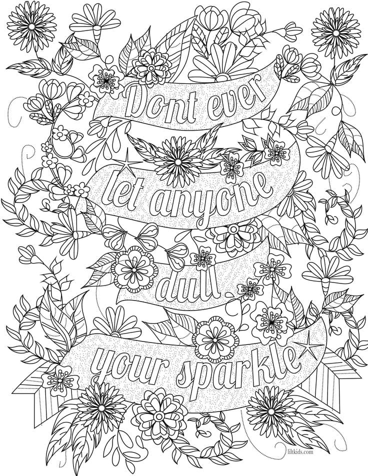 Unique Design Coloring Pages For Grown Ups Grown Up Coloring
