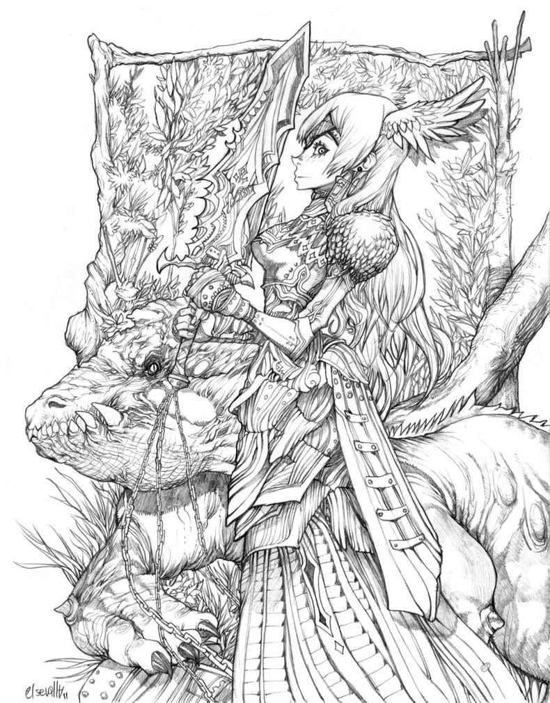 Very Detailed Coloring Pages With Wallpaper Mobile
