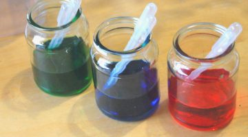 Cool Things To Do With Food Coloring