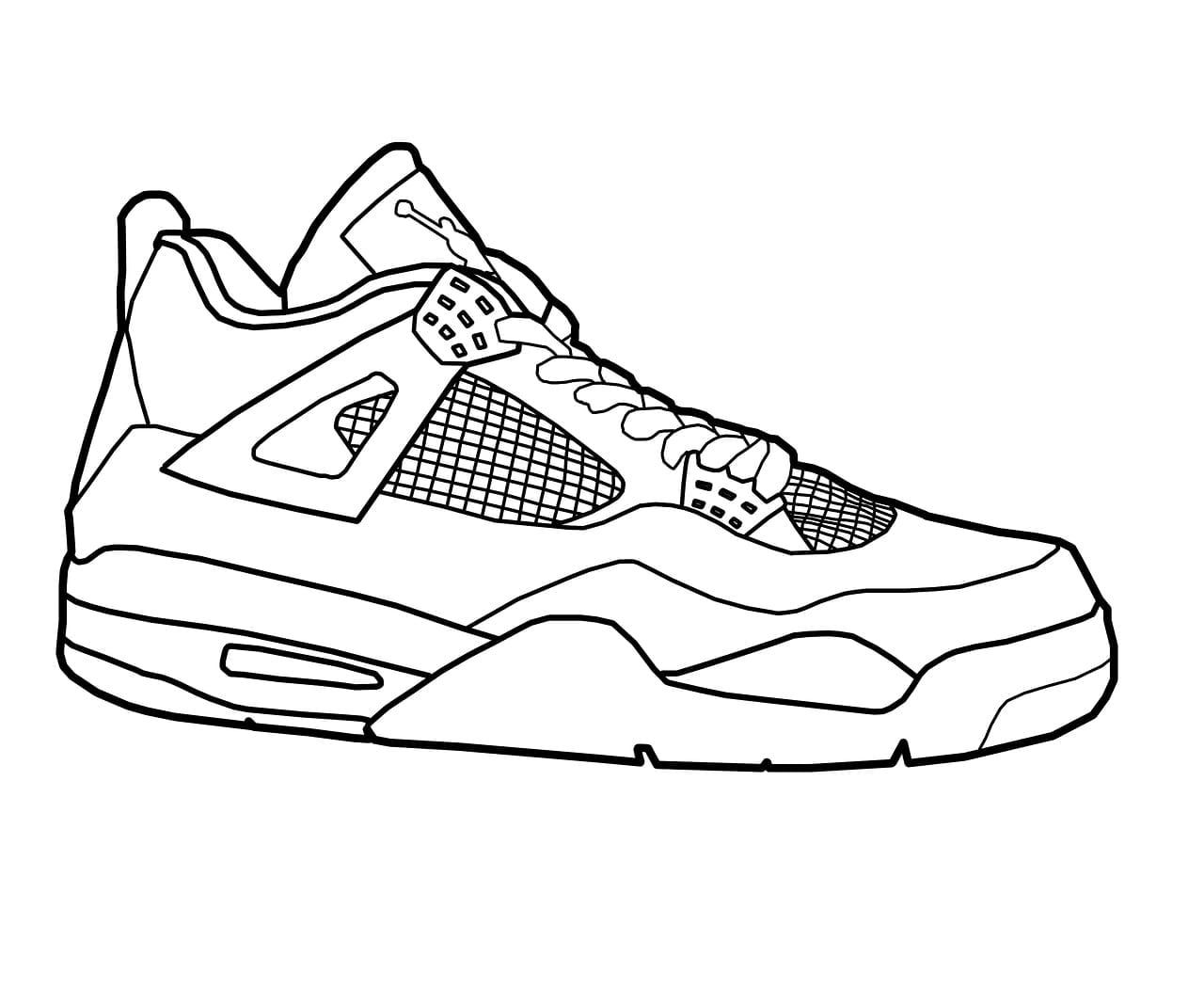 20 Beautiful Jordan Coloring Pages Kids Information And Ideas