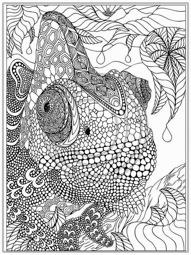 21 Free Coloring Pages For Adults To Print