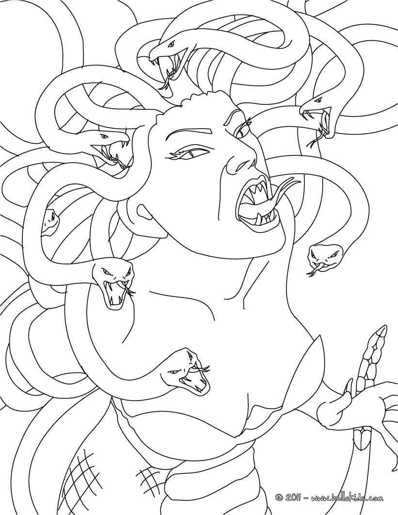Greek Mythology Drawings