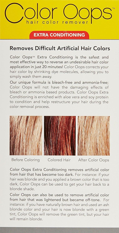 Amazon Com   Color Oops Hr Clr Rmvr Reg Str 1   Beauty