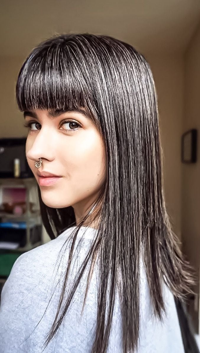 432 Best Silver Foxy [growing Out Gray Hair] Images On Neo Coloring