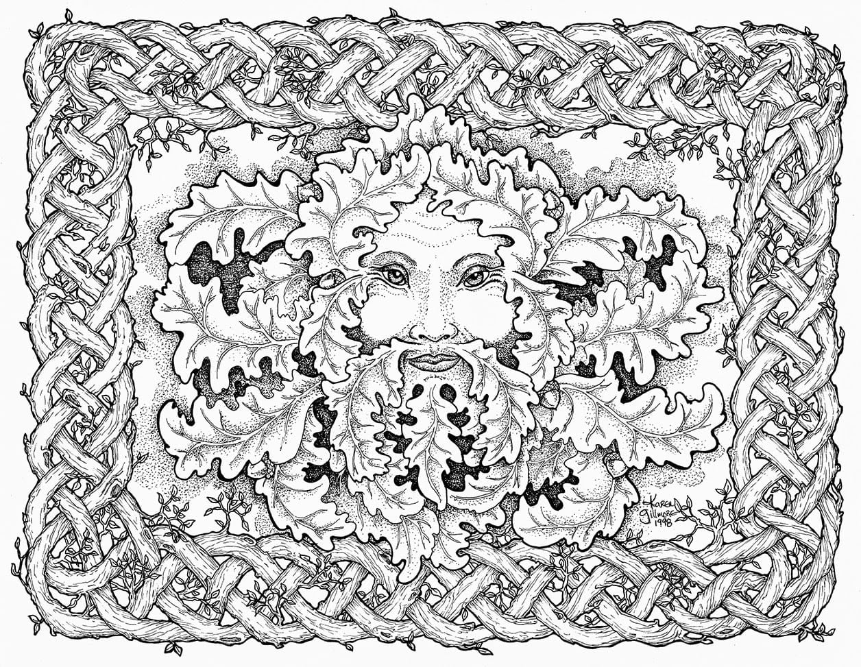 Abstract Coloring Pages For Adults Via 3 Bp Bl Coloring Page For