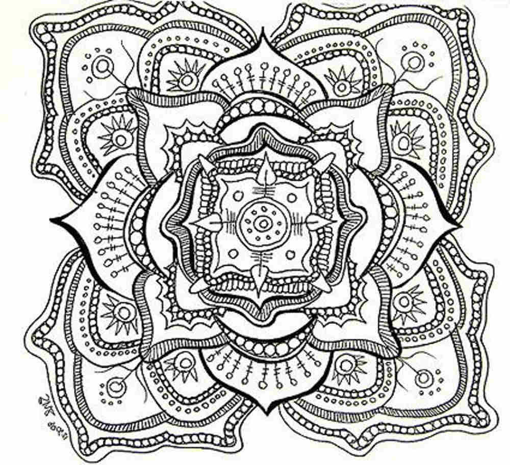 Adult Coloring Pages Printable Free Az Coloring Pages Adult